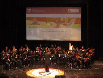 PRESENTACIÓN EN EL CONCURSO DE MÚSICA ENTRE CENTROS EDUCATIVOS