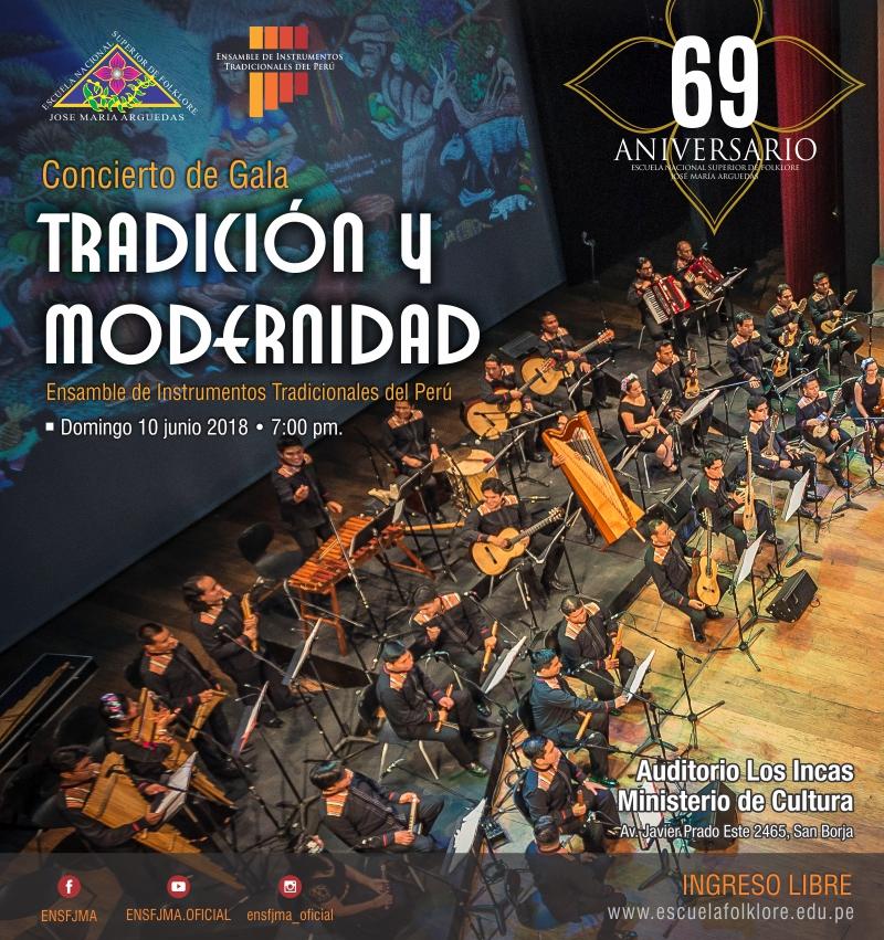 Concierto de Gala: Tradición y  Modernidad